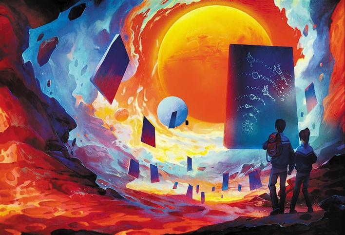 《流浪地球》火了 《火星孤儿》热了