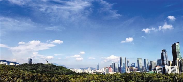 """深圳""""三达""""树起绿色发展样本"""