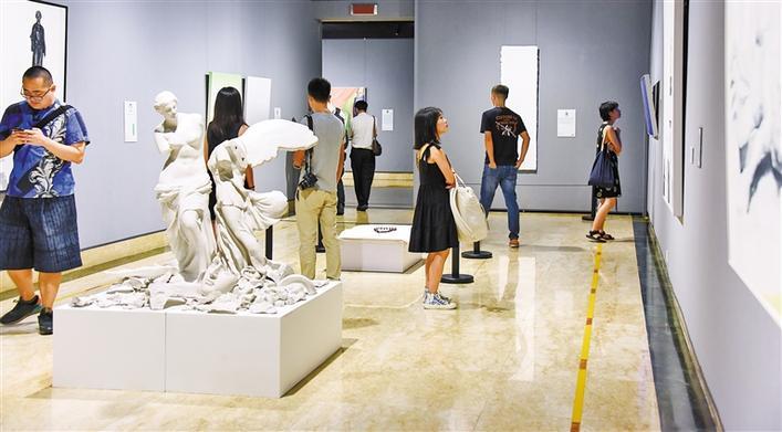 法模·心范——2019中国当代艺术邀请展开幕  10年专注当代艺术