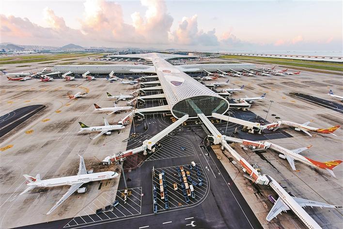 冬春航季深圳机场每周航班超7700