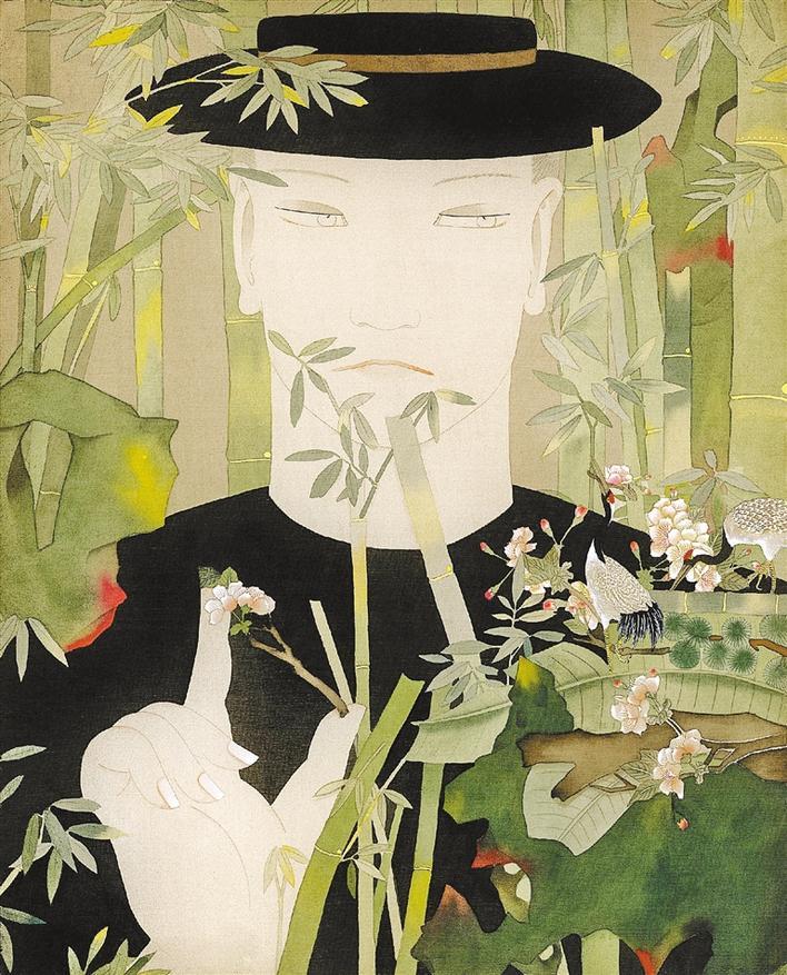 中国艺术家版画展深圳开幕  16位画家展出百件作品