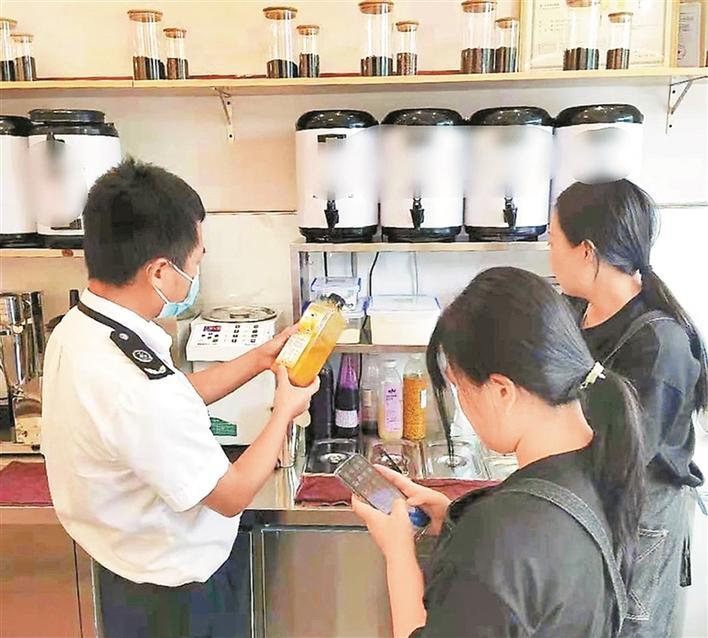 深圳市监局:网红饮品20批次样品中有15批次不合格